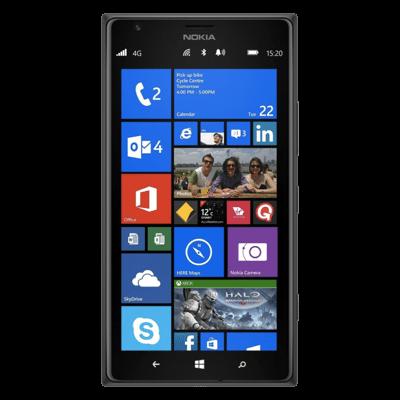 We repair Microsoft Lumia 1520