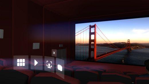 VR ONE Cinema Virtual Reality App