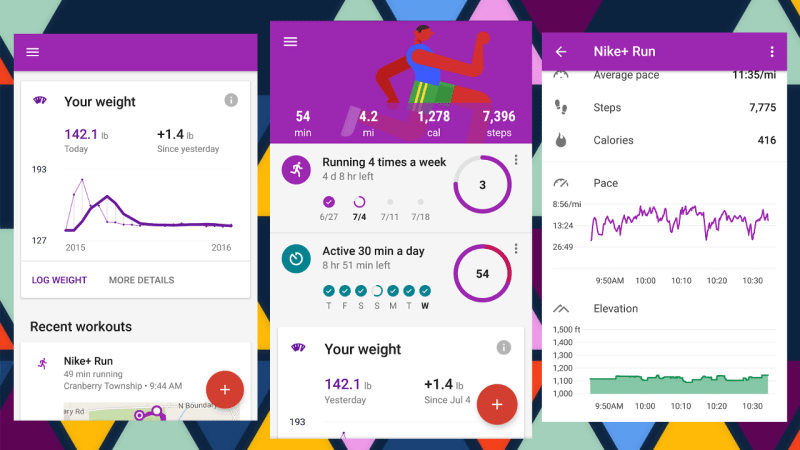 http://vitals.lifehacker.com/google-fit-update-brings-better-visuals-and-weekly-goal-1783219314